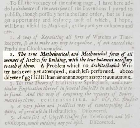 """Extracto del ensayo """" Una descripción del helioscopio y algunos instrumentos"""""""