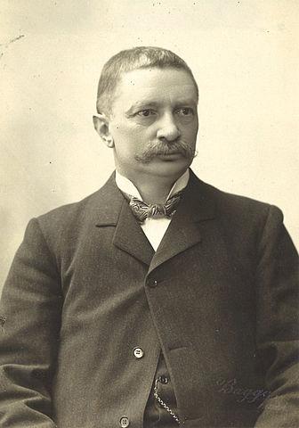 Janne Rydberg, físico sueco y profesor de la universidad de Lund